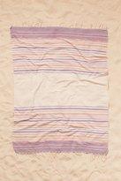 Urban Outfitters Moriah Stripe Throw Blanket