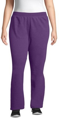 Just My Size Women's Plus Size Fleece Sweatpants (Regular and Petite Sizes)