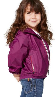 O8 Lifestyle Kid's Sam Nylon Hooded Jacket, Size 12M-14