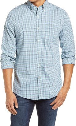 Southern Tide Coastal Passage Check Button-Down Shirt
