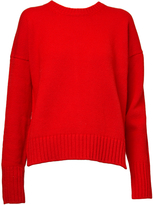 &Daughter Crewneck Knit Sweater