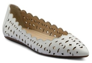 Adrienne Vittadini Women's Forst Flats Women's Shoes