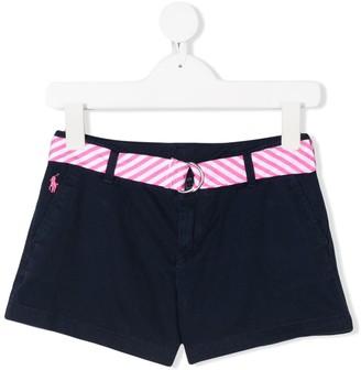 Ralph Lauren Kids Twill Shorts