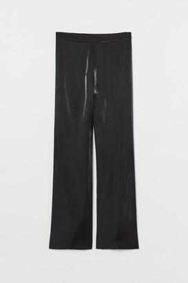 H&M Glossy Pants