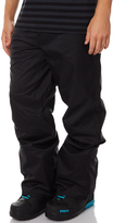 Volcom Carbon Snow Pants Black