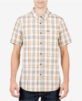 Volcom Men's Surplus Plaid Shirt