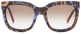 Missoni Women's Textured Cat Eye Sunglasses