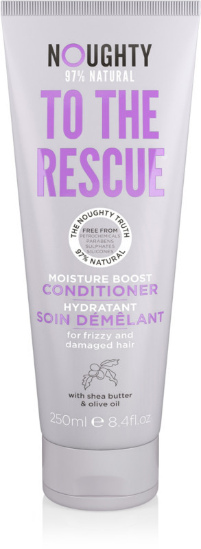 Noughty To The Rescue Moisture Boost Conditioner