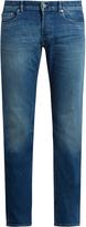 Stone Island Slim-fit five-pocket stretch jeans