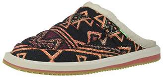 Sanuk Women's Puff N Chill Low San Juan Shoe