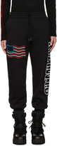 Kokon To Zai Black Flag Logo Lounge Pants