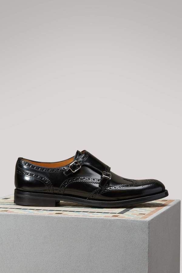 Church's Lana leather derby shoes