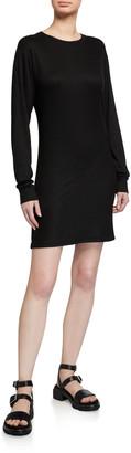 Rag & Bone Hudson Rib Mini Dress