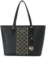 MICHAEL Michael Kors Jet Set Travel grommeted tote