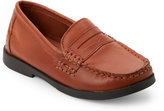 Cole Haan Kids Boys) British Tan Pinch Penny Loafers