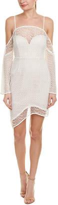 Keepsake Lace Sheath Dress