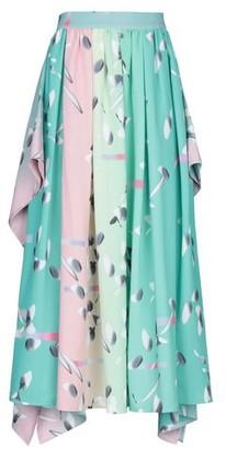Huishan Zhang 3/4 length skirt