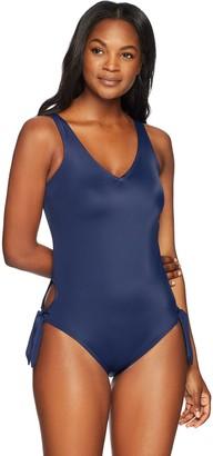 Coastal Blue Women's One Piece Swimsuit
