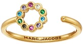 Marc Jacobs Something Special Rainbow Circle Open Ring Ring