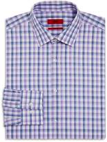 HUGO Mabel Large Check Regular Fit Dress Shirt