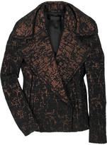 Jacquard lamé jacket