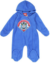 Thomas & Friends Blue Hooded Footie - Infant