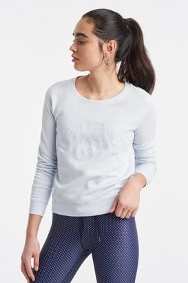 The Upside 100% Cotton Bronte Crew Sweatshirt