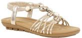 Lotus Shoes Marci Flat Open-Toe Sandals