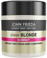 John Frieda Sheer Blonde Hi-Impact Vibrancy Restoring Deep Conditioner, 150 ml
