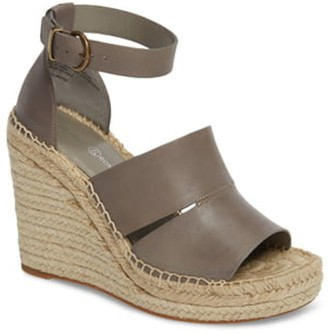 Treasure & Bond Sannibel Espadrille Platform Wedge Sandal