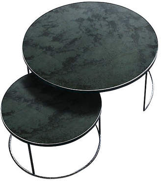 Nesting Coffee Tables - Charcoal - Notre Monde