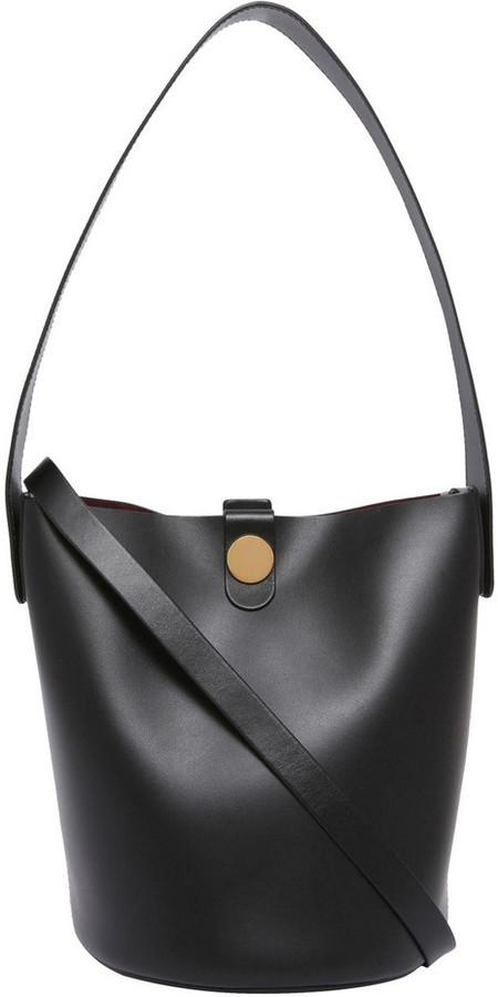 5da7960afa7 Sophie Hulme Black Shoulder Bags for Women - ShopStyle Australia