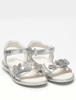 Lelli Kelly Kids Girls Agata Butterfly Sandal - Silver