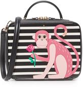 Kate Spade Monkey Casie Box Bag