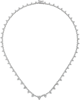 Anita Ko Pave Triangle Eternity Choker