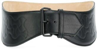 Alaïa Pre-Owned Corset-Style Belt