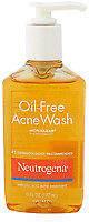 Neutrogena Oil-Free Acne Wash Treatment 177.0 ml Skincare