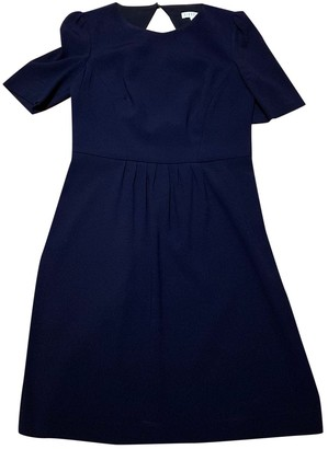 Claudie Pierlot Navy Polyester Dresses