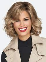 Hairdo. by Jessica Simpson & Ken Paves Hairuwear Raquel Welch Brave The Wave Collection with Shoulder Length Modern Scrunched Soft Wavy Chic Hair