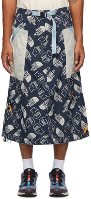 Brain Dead Navy The North Face Edition Tech Skirt