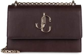 Jimmy Choo Bohemia Leather Mini Crossbody Bag
