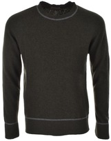 Nudie Jeans Dag Knit Jumper Green