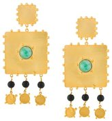 Paula Mendoza 'Square' earrings