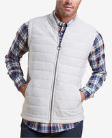 Barbour Men's Copeland Light Beige Quilted Full-Zip Gilet