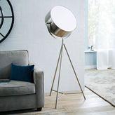 west elm Spotlight Metal Tripod Floor Lamp
