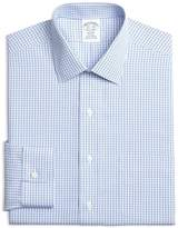 Brooks Brothers Regent Shadow Hairline Check Classic Fit Dress Shirt