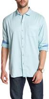 Tommy Bahama Still Twillin Standard Fit Sport Shirt