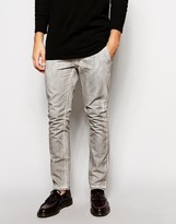 Cheap Monday Slim Fit Coated Chinos
