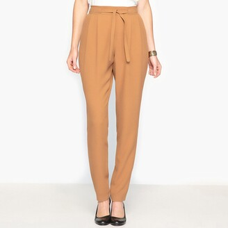 Anne Weyburn Straight Trousers, Length 30.5""