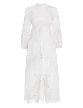 Zimmermann Bonita Crochet Dress